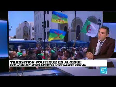 Transition en Algérie : vague d'arrestations, la mobilisation ne faiblit pas