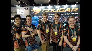 Video Kanga At The PAX AUS Cougar Booth! download MP3, 3GP, MP4, WEBM, AVI, FLV April 2018