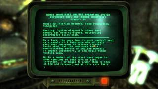 Fallout New Vegas McCarran There Stands the Grass part 3 of 7 3rd Level and Upper Section of 4th