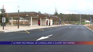Yvelines | Le parc multimodal de Longvilliers a ouvert ses portes