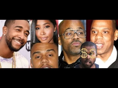 Dame Dash on Reunion with Jay Z Kanye West, Lil Fizz Apryl Bond Over Distaste Omarion, Lil Kim