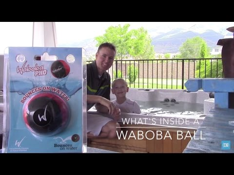 What's Inside A Waboba Ball?