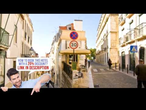 Bairro Alto Apartments, Lisboa, Portugal, HD Review