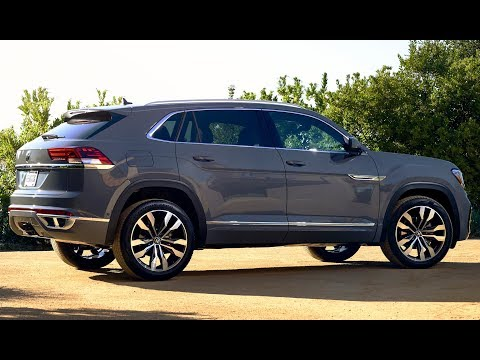 2020 Volkswagen Atlas Cross Sport – Luxury Five-seater, Coupe Look