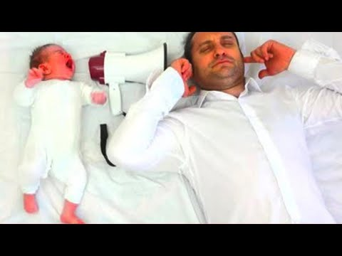 Cutest Baby Arguing With Daddy - WE LAUGH
