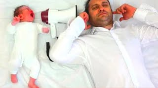 Cutest Baby Arguing With Daddy  WE LAUGH