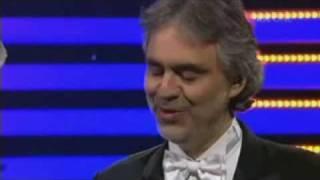 Andrea Bocelli - Interview