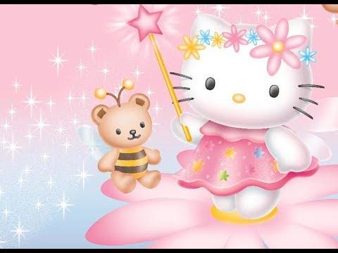 Wallpaper Cartoon Cute Couple Mega Compilation Hello Kitty En Fran 231 Ais 1h De