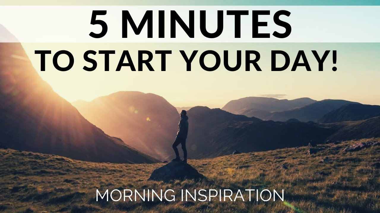 EVERY MORNING WAKE UP AND THANK GOD | Power of Gratitude - Morning Inspiration & Prayer to Motiv