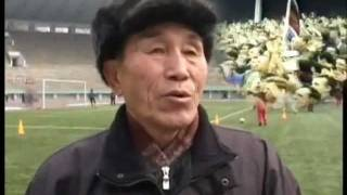 Women Soccer Stars of North Korea part 2 (2).