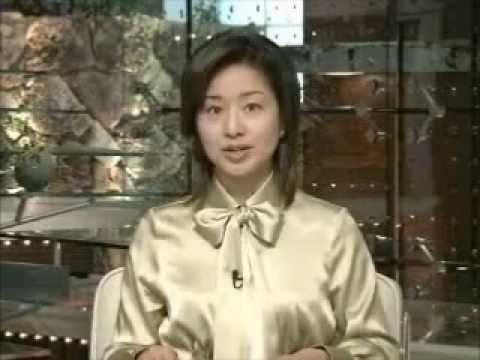 japanese newsreaders