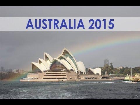 Ed Tour Australia Fiji 2015
