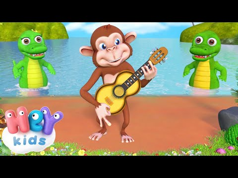 La Canzone della Felicità + karaoke 🎉 Canzoni Per Bambini