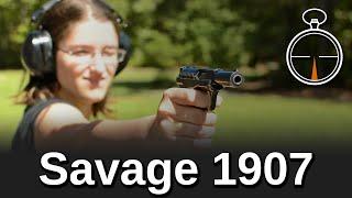Minute of Mae: Savage 1907