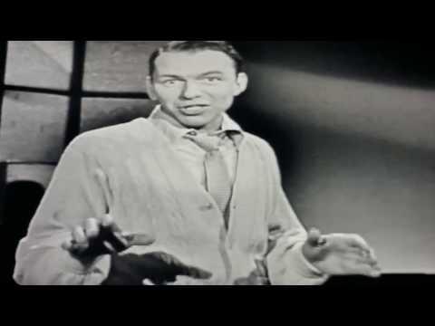 Frank Sinatra• I Wont Dance 1957  on TV