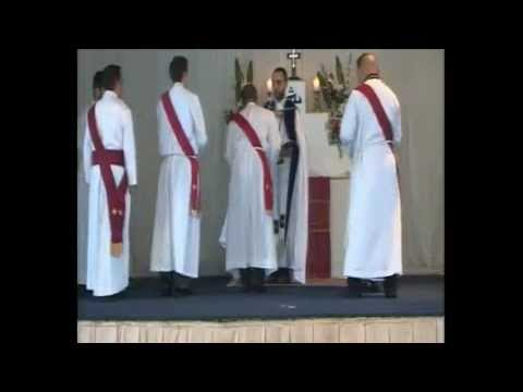 Live Broadcast of the Assyrian Church of the East Eucharistic Liturgy in English