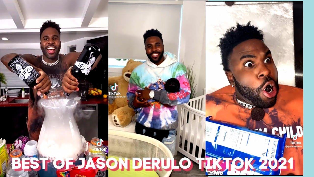 Best of Jason derulo | TikTok compilation videos 2021