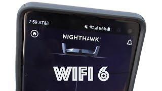 Netgear Nighthawk AX8 Review: Unleash Wi-Fi 6 on Your Galaxy S10!