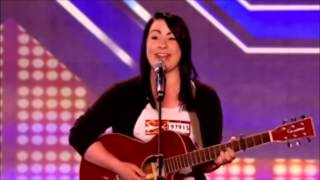Lucy Spraggan Beer Fear X Factor audition 2012