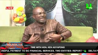 Full Video: Exclusive Interview with  Kennedy Agyapong on UTV