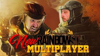 Rainbow Six SIege IN MULTIPLAYER