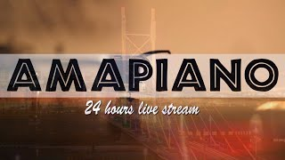 AMAPIANO MIX 2020 | 24 HOURS LIVE STREAM| KABZA DE SMALL MAPHORISA MTHUDA FOCALISTIC AND MORE