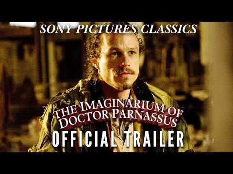 The Imaginarium of Doctor Parnassus | Official Trailer (2009)