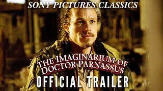 The Imaginarium of Doctor Parnassus - Official Trailer!