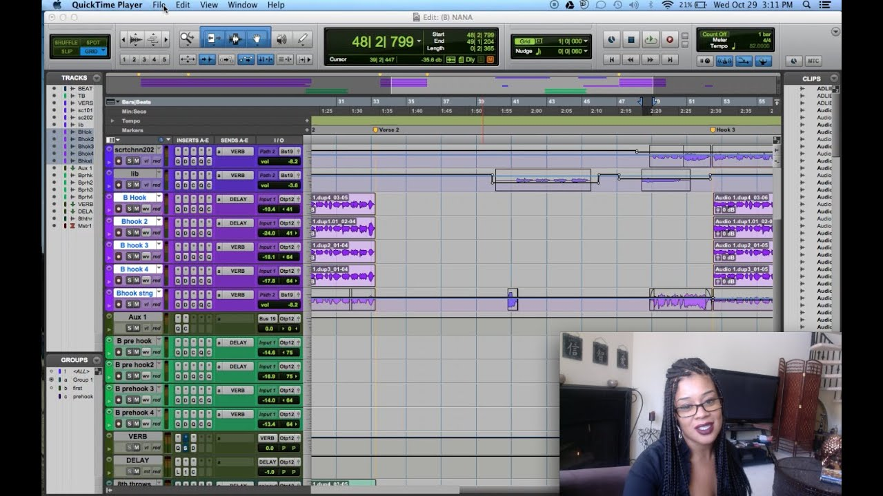 how to get trackouts from pro tools
