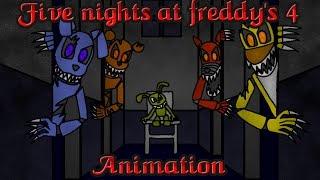 - Five nights at freddy s 4 Break my Mind Song Animated Mikonekogoo vs Fnaf