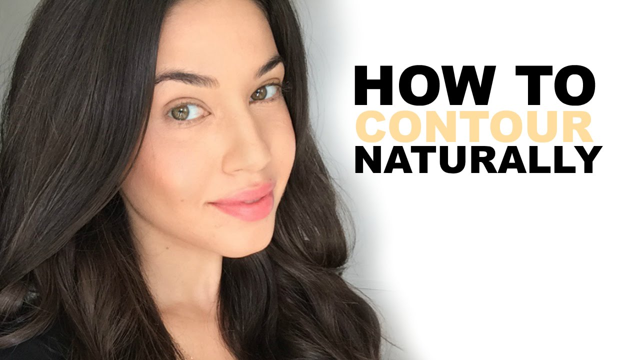 How to contour naturally for everyday makeup natural makeup eman how to contour naturally for everyday makeup natural makeup eman youtube baditri Image collections