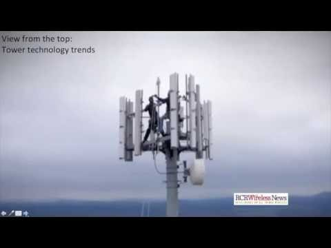 Editorial Webinar: View from the top: Tower and antenna tech