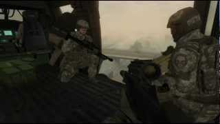 "Ghost Recon Advanced Warfighter 2 ""The last stand"""