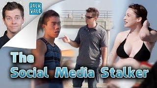Social Media Stalker Prank!