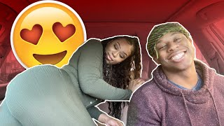 LET'S DO IT IN THE BACKSEAT PRANK ON GIRLFRIEND LEADS TO SOMETHING ELSE ?
