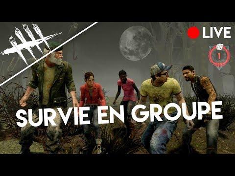 SURVIE EN GROUPE !