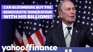 Can Mike Bloomberg Buy The Democratic Nomination With His Billions?