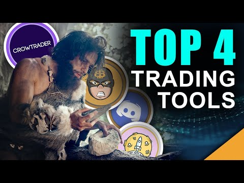 Top 4 Crypto Trading Tools For HUGE GAINS In 2021