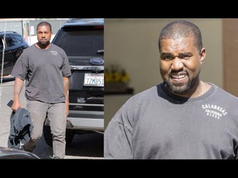 Kanye West Reportedly OVERWEIGHT! Gaining Almost 40 POUNDS Last Few Months, Kim Kardashian Concerned