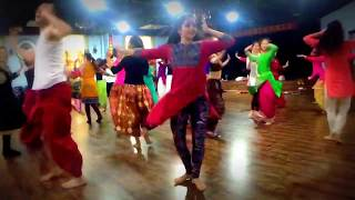 Nachde Ne Saare | Baar Baar Dekho | Svetlana Tulasi bollywood dance choreography