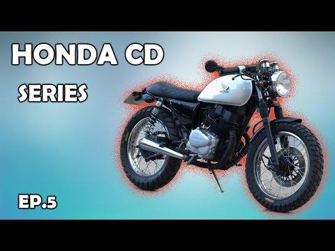 Motorcycle Honda CD Series | CD 70, CD 80, CD 175, CD 125 |  goldwing classic bike