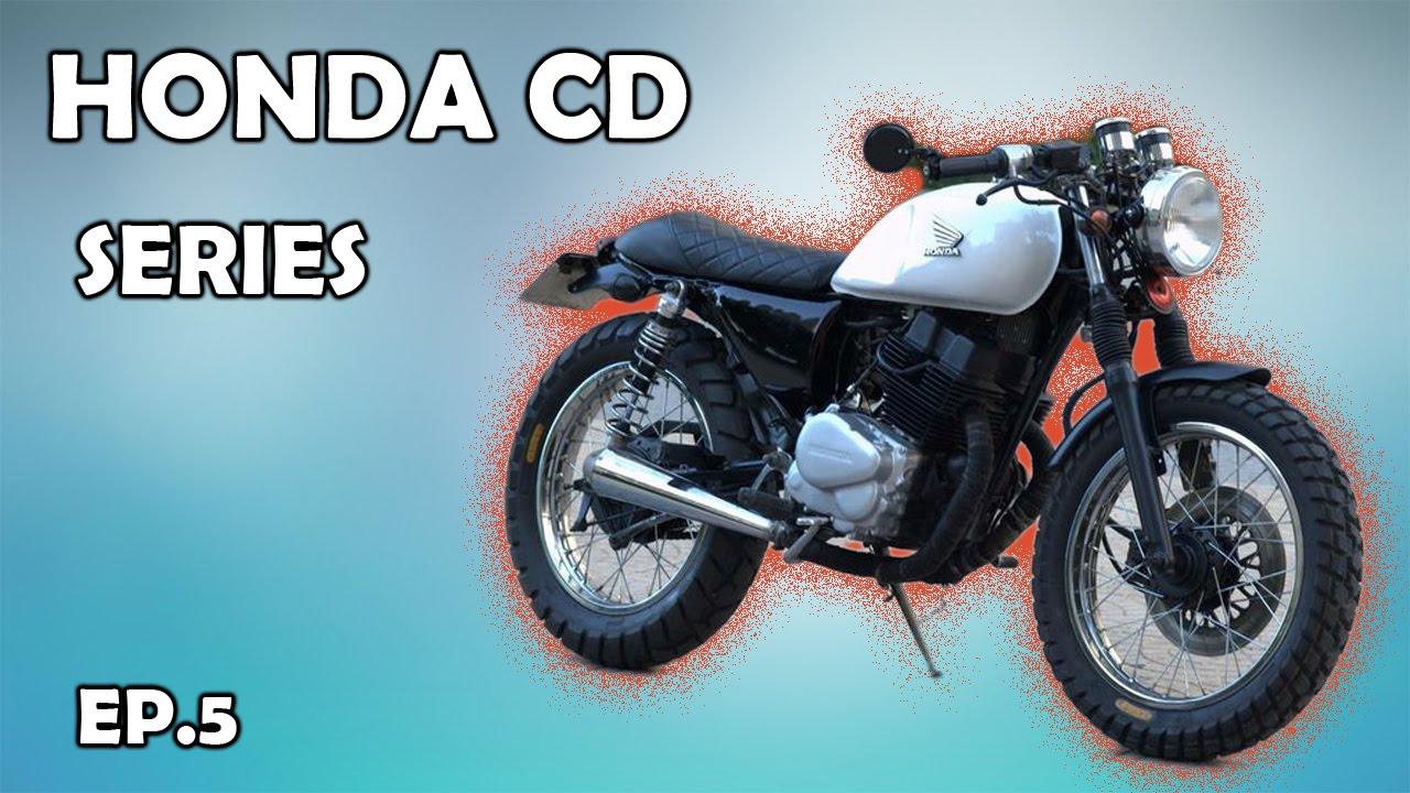 motorcycle honda cd series   cd 70, cd 80, cd 175, cd 125