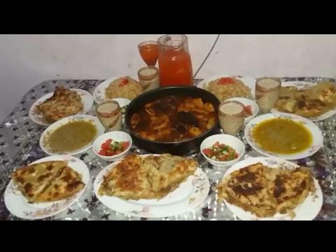 عزومات رمضان اعملي احلي عزومة في رمضان بااقل التكاليف مع اشطر يوتيوبر Youtube