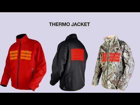 Thermo Jacket english 2012