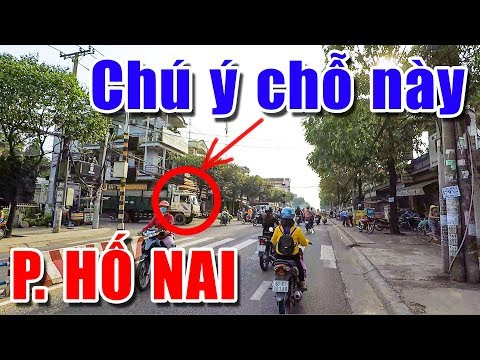 Đường Nguyễn Ái Quốc - Phường Hố Nai Biên Hòa Đồng Nai