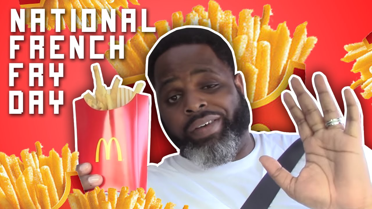 National French Fry Day deals: Where to get free fries