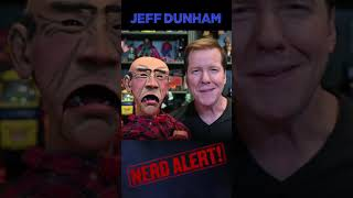 NERD ALERT FOR THROWING YOUR VOICE! | JEFF DUNHAM