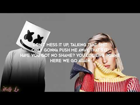 Marshmello & Anne-Marie - FRIENDS (with LYRICS)
