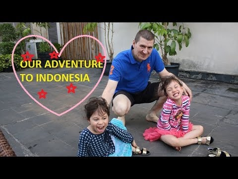 Adventure to Indonesia (Jakarta) with Hanna and Mia