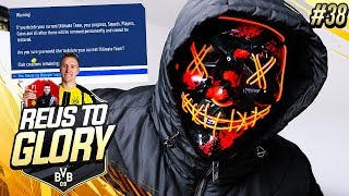 I GOT HACKED?! 😡| Reus To Glory #38 | FIFA 19 Road To Glory thumbnail